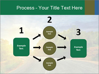 Sunlight And Road PowerPoint Templates - Slide 92