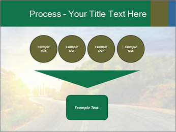 Sunlight And Road PowerPoint Templates - Slide 93