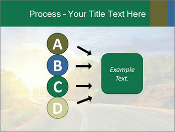 Sunlight And Road PowerPoint Templates - Slide 94