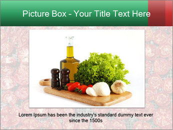 Dried Tomatos PowerPoint Template - Slide 15