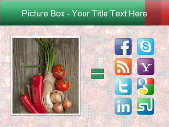 Dried Tomatos PowerPoint Template - Slide 21