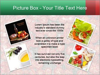 Dried Tomatos PowerPoint Template - Slide 24