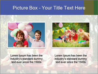 Group Of Girls PowerPoint Templates - Slide 18