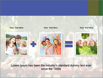Group Of Girls PowerPoint Templates - Slide 22