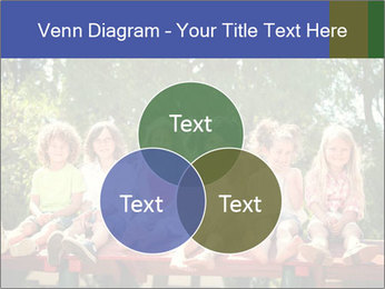 Group Of Girls PowerPoint Templates - Slide 33