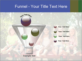 Group Of Girls PowerPoint Templates - Slide 63
