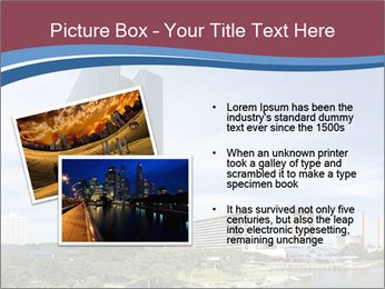 Skyscraper In Ohio PowerPoint Templates - Slide 20