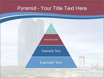 Skyscraper In Ohio PowerPoint Templates - Slide 30