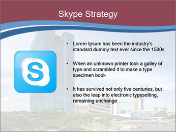 Skyscraper In Ohio PowerPoint Templates - Slide 8