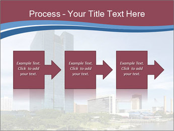 Skyscraper In Ohio PowerPoint Templates - Slide 88