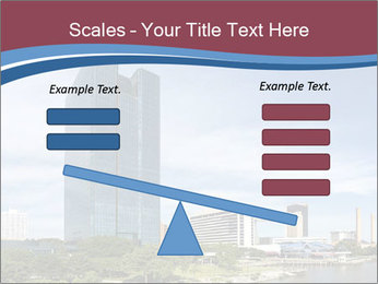 Skyscraper In Ohio PowerPoint Templates - Slide 89