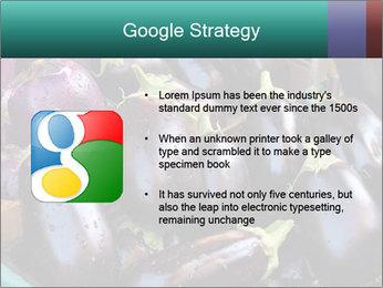 Aubergine PowerPoint Template - Slide 10