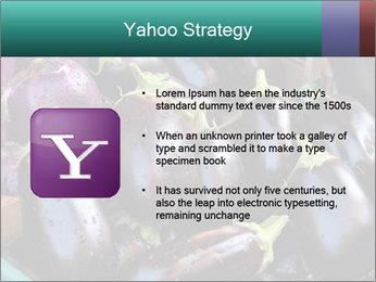 Aubergine PowerPoint Template - Slide 11