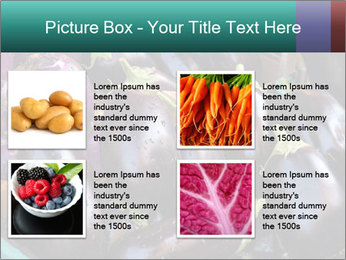 Aubergine PowerPoint Templates - Slide 14