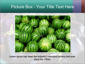 Aubergine PowerPoint Templates - Slide 15