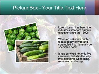 Aubergine PowerPoint Template - Slide 20