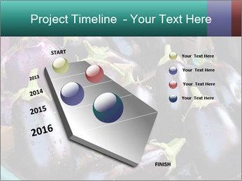 Aubergine PowerPoint Template - Slide 26