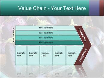Aubergine PowerPoint Template - Slide 27