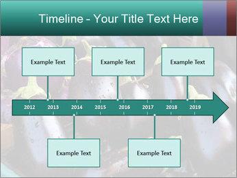 Aubergine PowerPoint Template - Slide 28