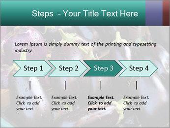 Aubergine PowerPoint Templates - Slide 4