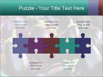 Aubergine PowerPoint Template - Slide 41