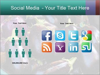 Aubergine PowerPoint Template - Slide 5