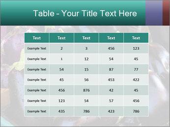 Aubergine PowerPoint Template - Slide 55