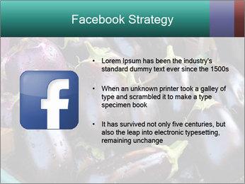 Aubergine PowerPoint Template - Slide 6