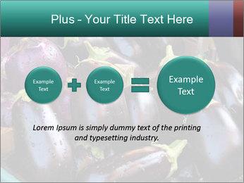 Aubergine PowerPoint Template - Slide 75