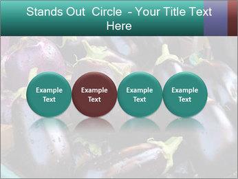 Aubergine PowerPoint Template - Slide 76