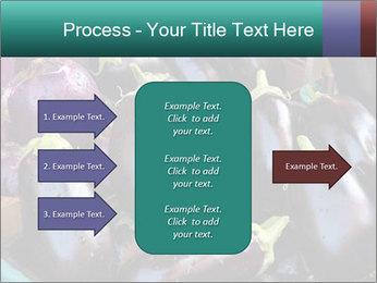 Aubergine PowerPoint Template - Slide 85