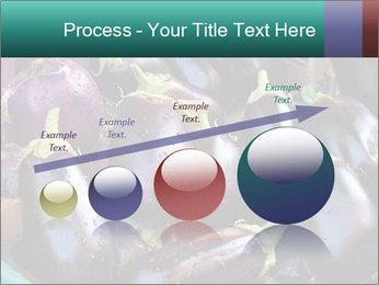 Aubergine PowerPoint Template - Slide 87