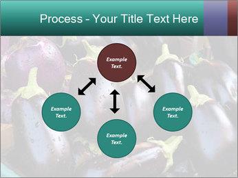 Aubergine PowerPoint Template - Slide 91