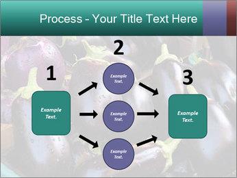 Aubergine PowerPoint Template - Slide 92