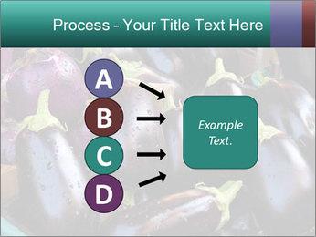 Aubergine PowerPoint Template - Slide 94