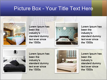 Comfy Bed PowerPoint Template - Slide 14