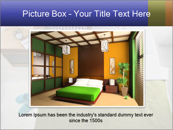 Comfy Bed PowerPoint Template - Slide 16