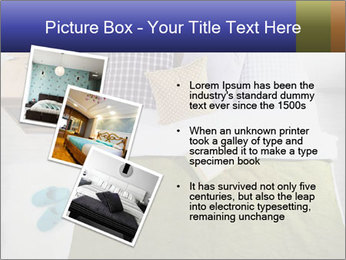 Comfy Bed PowerPoint Template - Slide 17