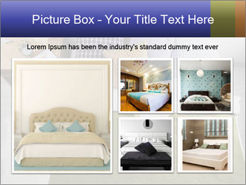 Comfy Bed PowerPoint Template - Slide 19
