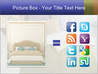 Comfy Bed PowerPoint Template - Slide 21