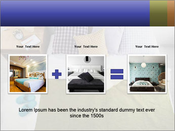 Comfy Bed PowerPoint Template - Slide 22