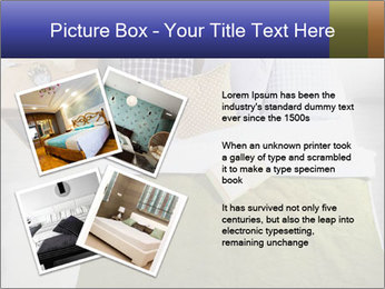 Comfy Bed PowerPoint Template - Slide 23