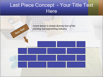 Comfy Bed PowerPoint Template - Slide 46