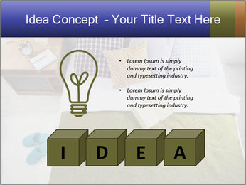 Comfy Bed PowerPoint Template - Slide 80