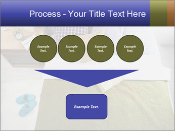 Comfy Bed PowerPoint Template - Slide 93