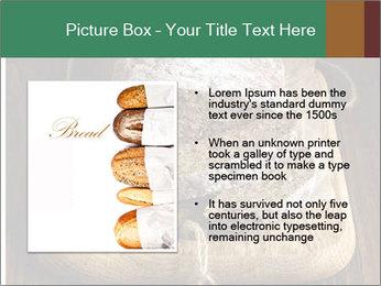 Homemade Rye Bread PowerPoint Templates - Slide 13