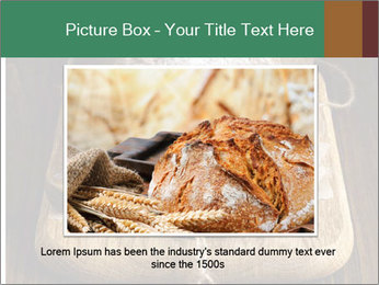 Homemade Rye Bread PowerPoint Template - Slide 15