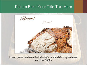 Homemade Rye Bread PowerPoint Template - Slide 16