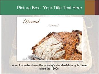 Homemade Rye Bread PowerPoint Templates - Slide 16
