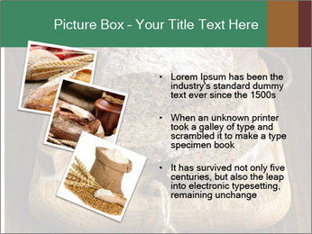 Homemade Rye Bread PowerPoint Template - Slide 17